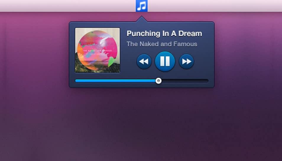 Music Widget PSD