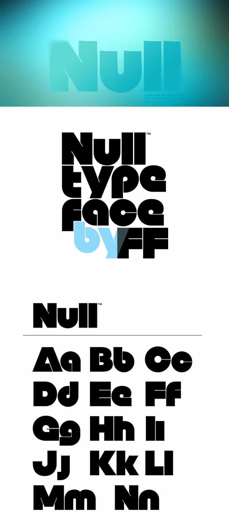 Null-Free-Font