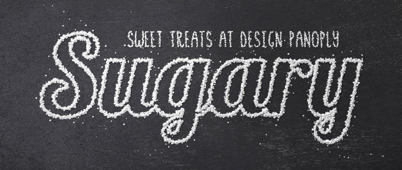 Sweet Sugar Text Effect