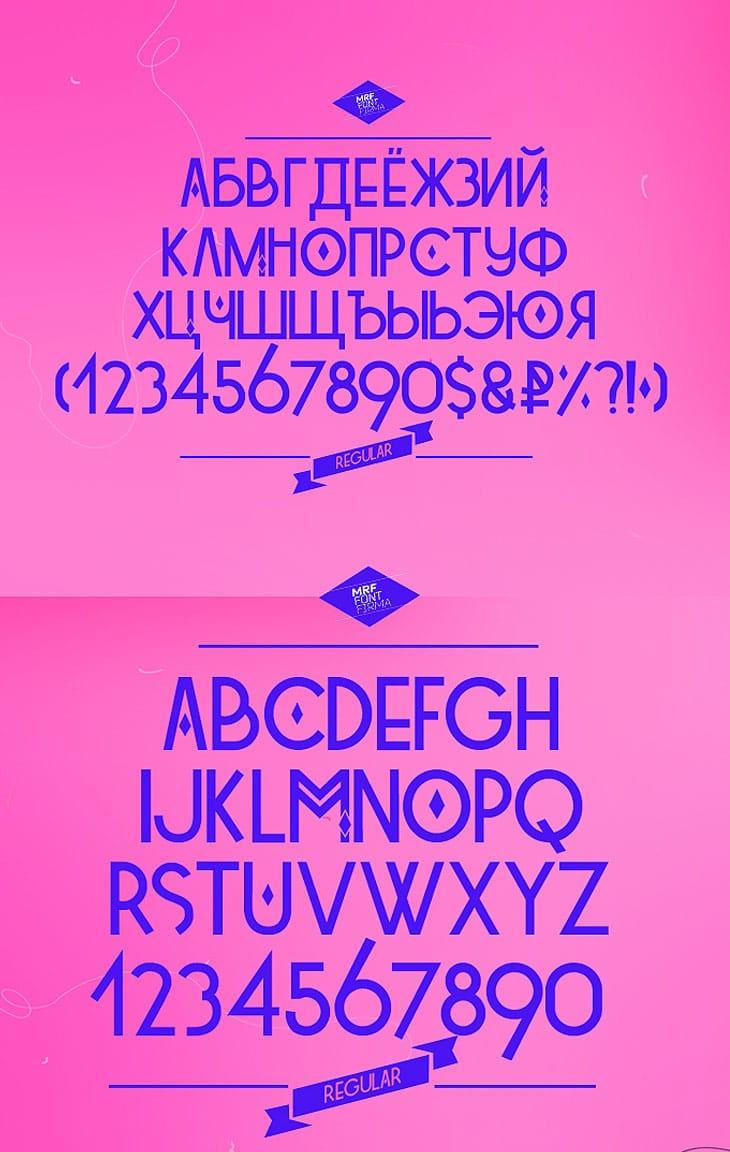Tetra-free-font