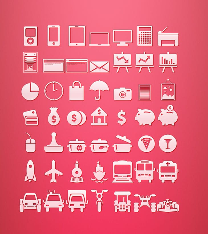 Web-Design-Free-Icons