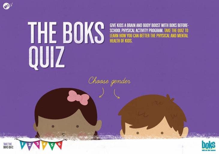 The Boks Quiz