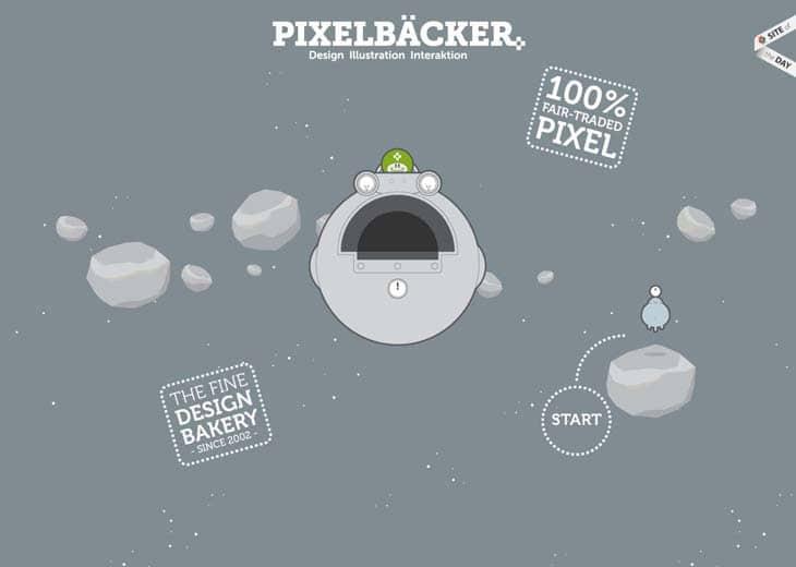 Pixelbacker