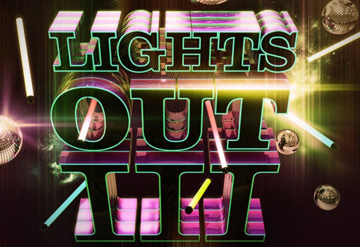 Astonishing-Nightclub-Themed-3D-Typography