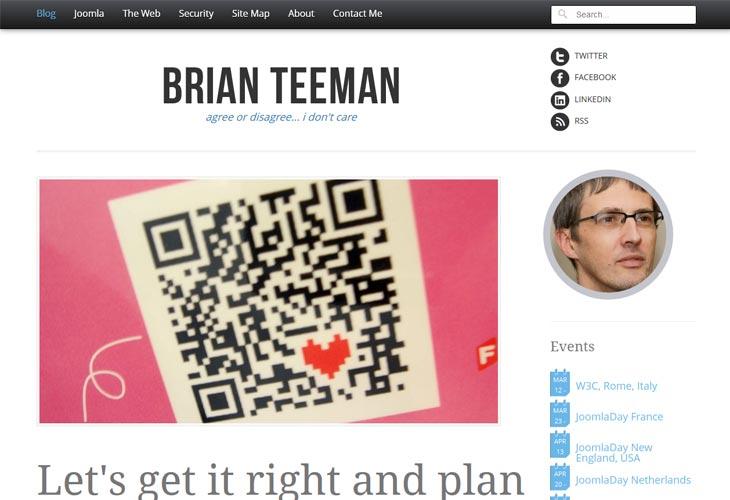 Brian Teeman