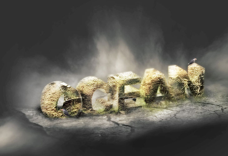 Create-3D-Typography-with-Advanced-Texturing-and-Lighting-Effect-in-Photoshop
