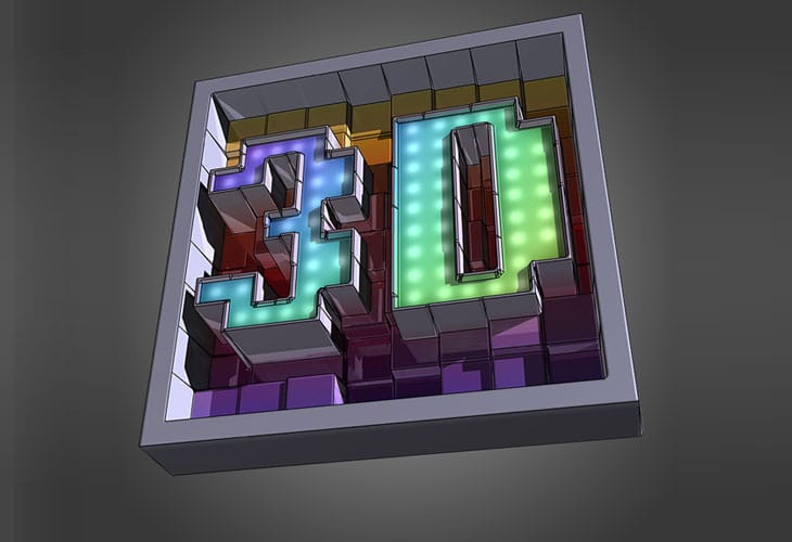 Create-Awesome-Text-Made-of-3D-Blocks