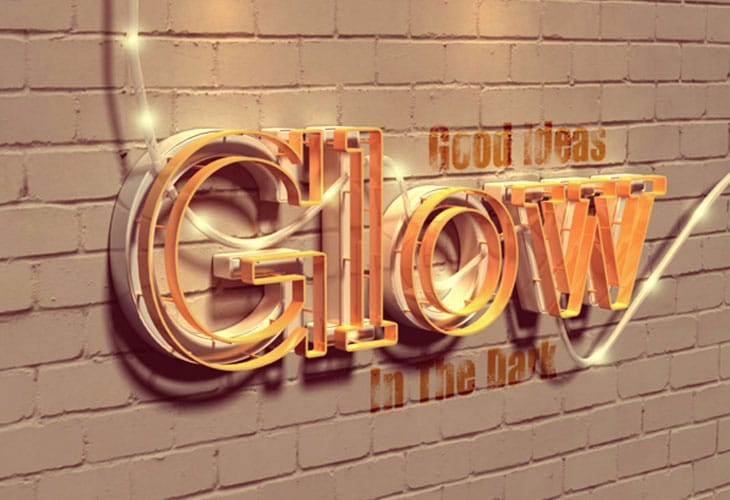 Create-a-Glowing-3D-Text-Effect-With-Filter-Forge-and-Photoshop