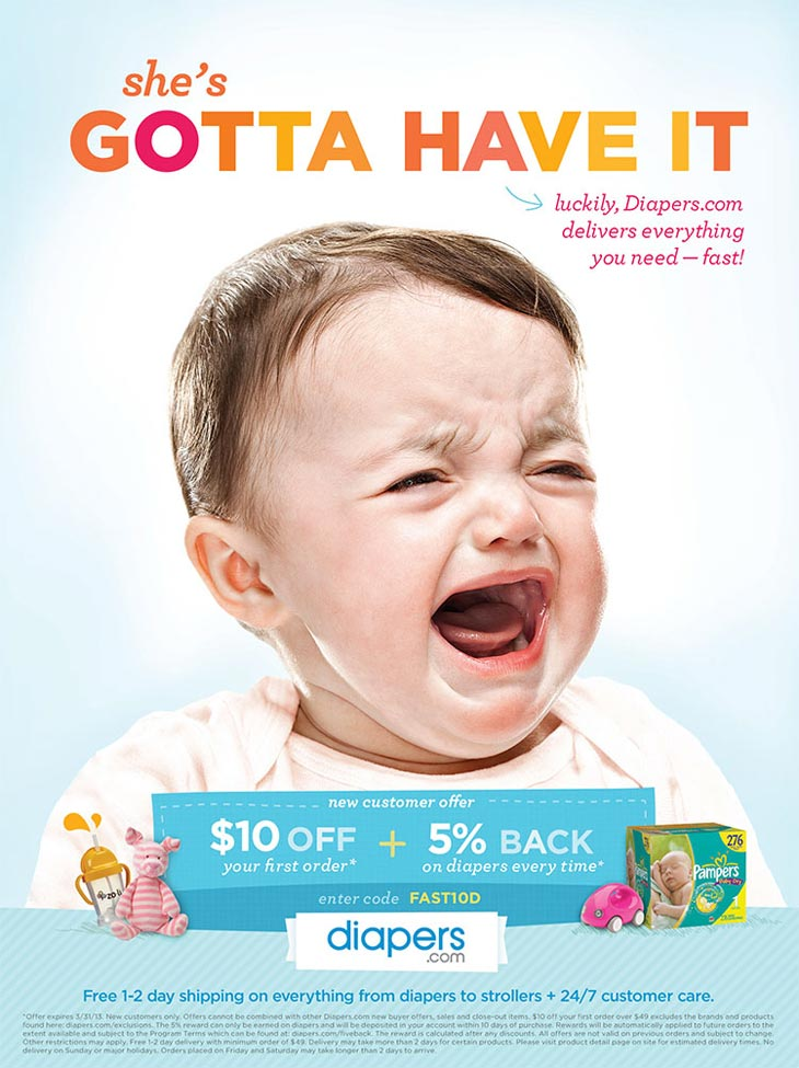 Pampers Marketing Mix (4Ps) Strategy