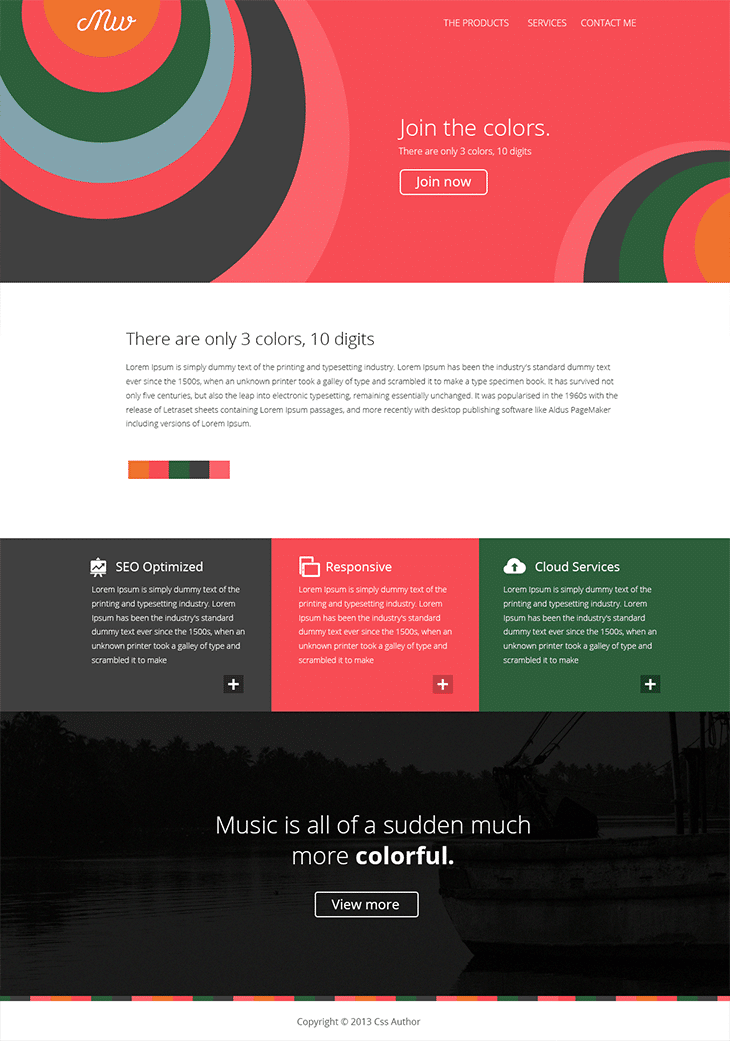 letter format friendly%0A author website template