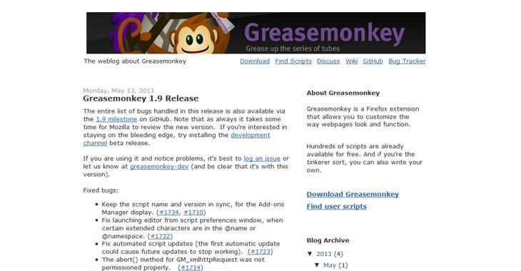 Greasemonkey