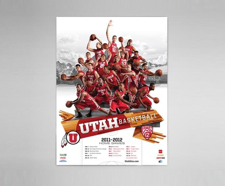 University of Utah Men's Basketball