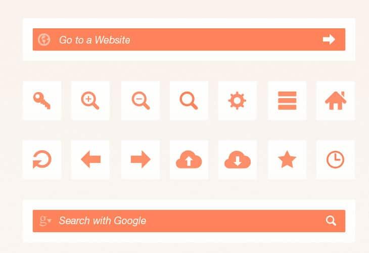 Web-Browser-UI-Elements