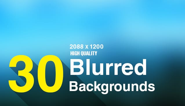 30 Beautiful Collection of Blurred Backgrounds - cssauthor.com