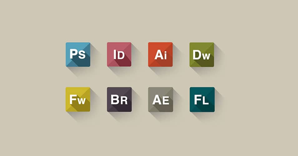 Adobe PSD Icon Set