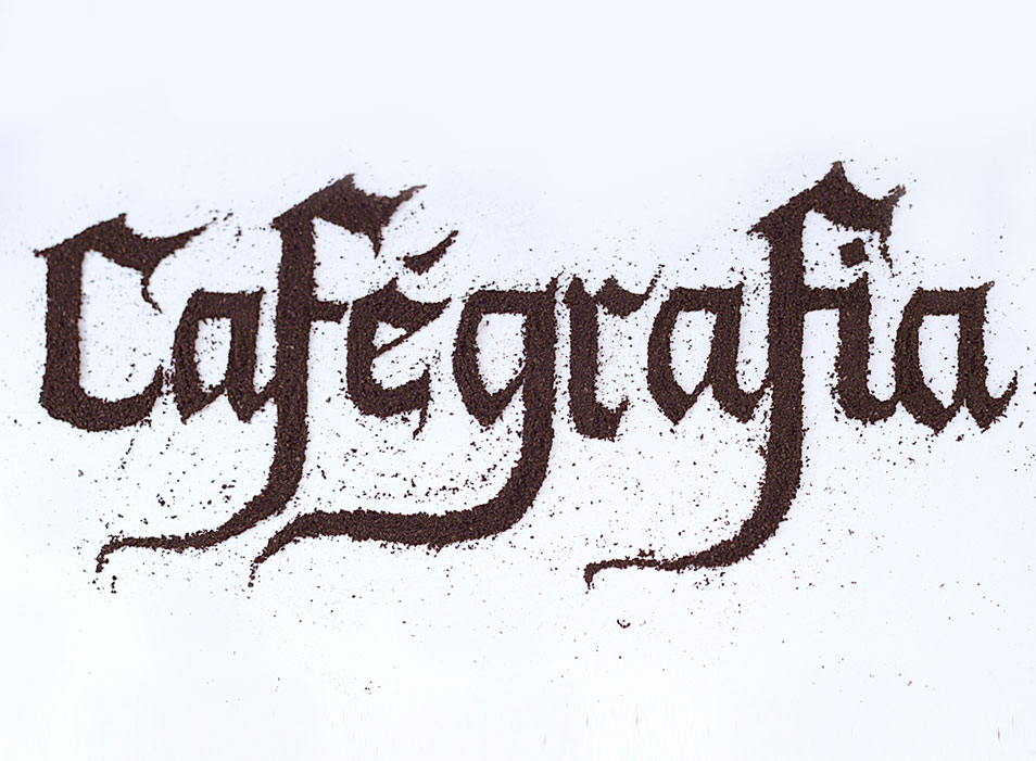 Cafgrafia Coffee Type