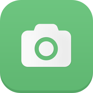 Camera iOS7 Icon - cssauthor.com