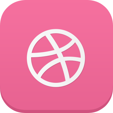 Dribbble iOS7 Icon - cssauthor.com