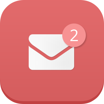 Email iOS7 Icon - cssauthor.com
