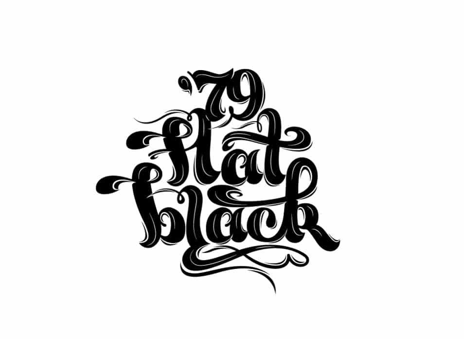 Flat Black