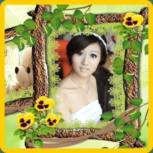 Natural Photo Frames
