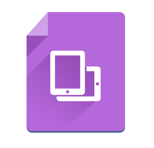 Responsive Flat Long Shadow Icon - cssauthor.com