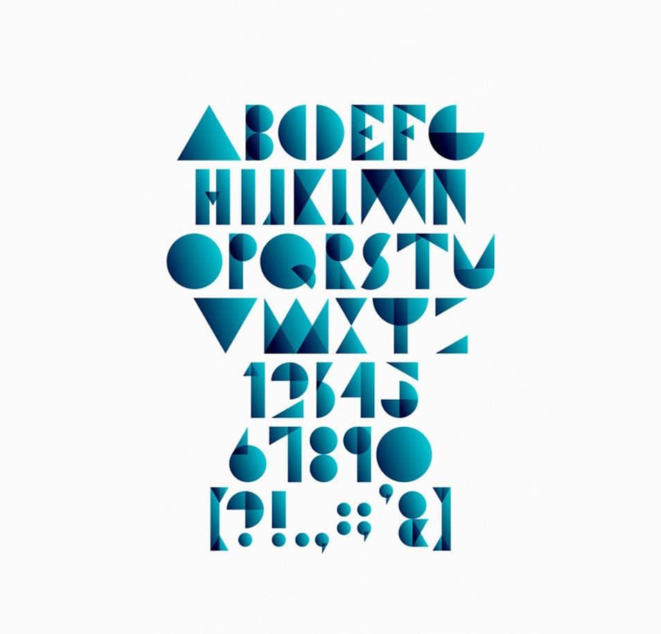 Shape Typeface