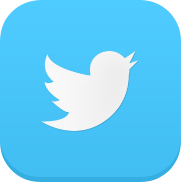 Twitter iOS7 Icon - cssauthor.com