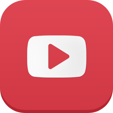 Youtube iOS7 Icon - cssauthor.com
