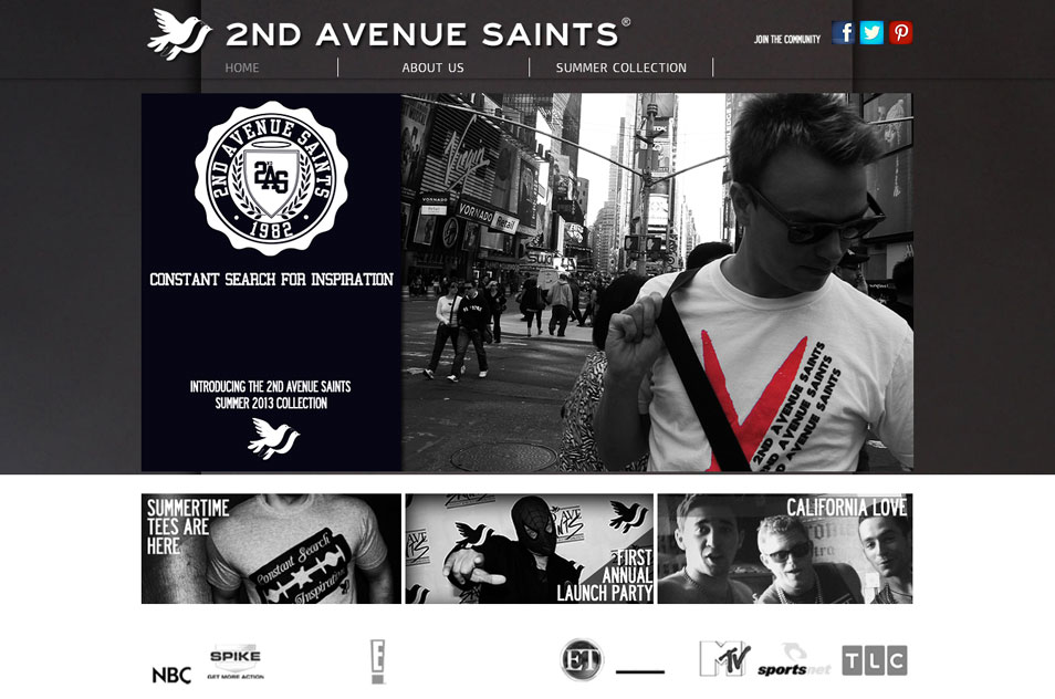 2nd Avenue Saints