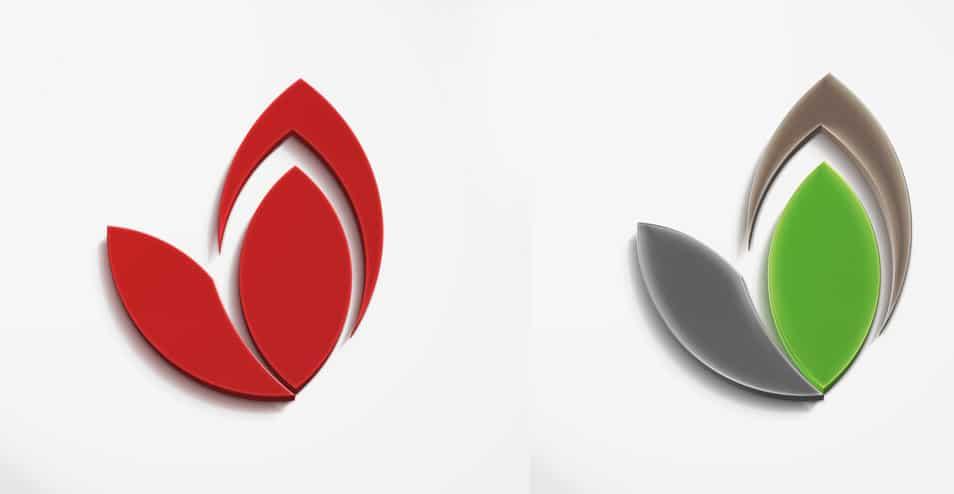 3D Logo / Text Mockup (Smart Object – Psd)