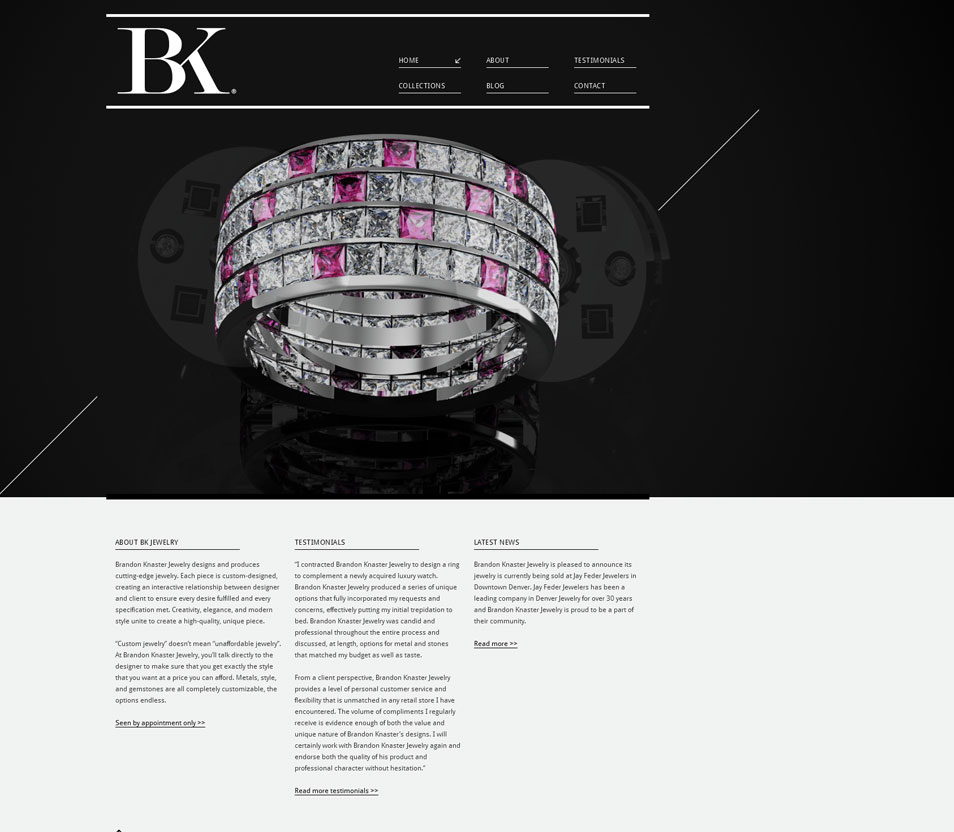 Brandon Knaster Jewelry