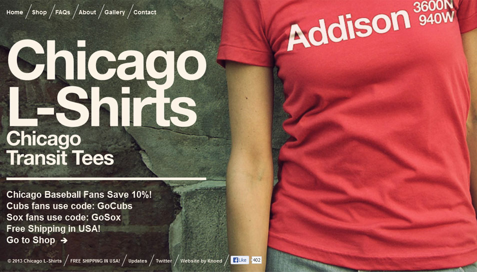 Chicago T shirts