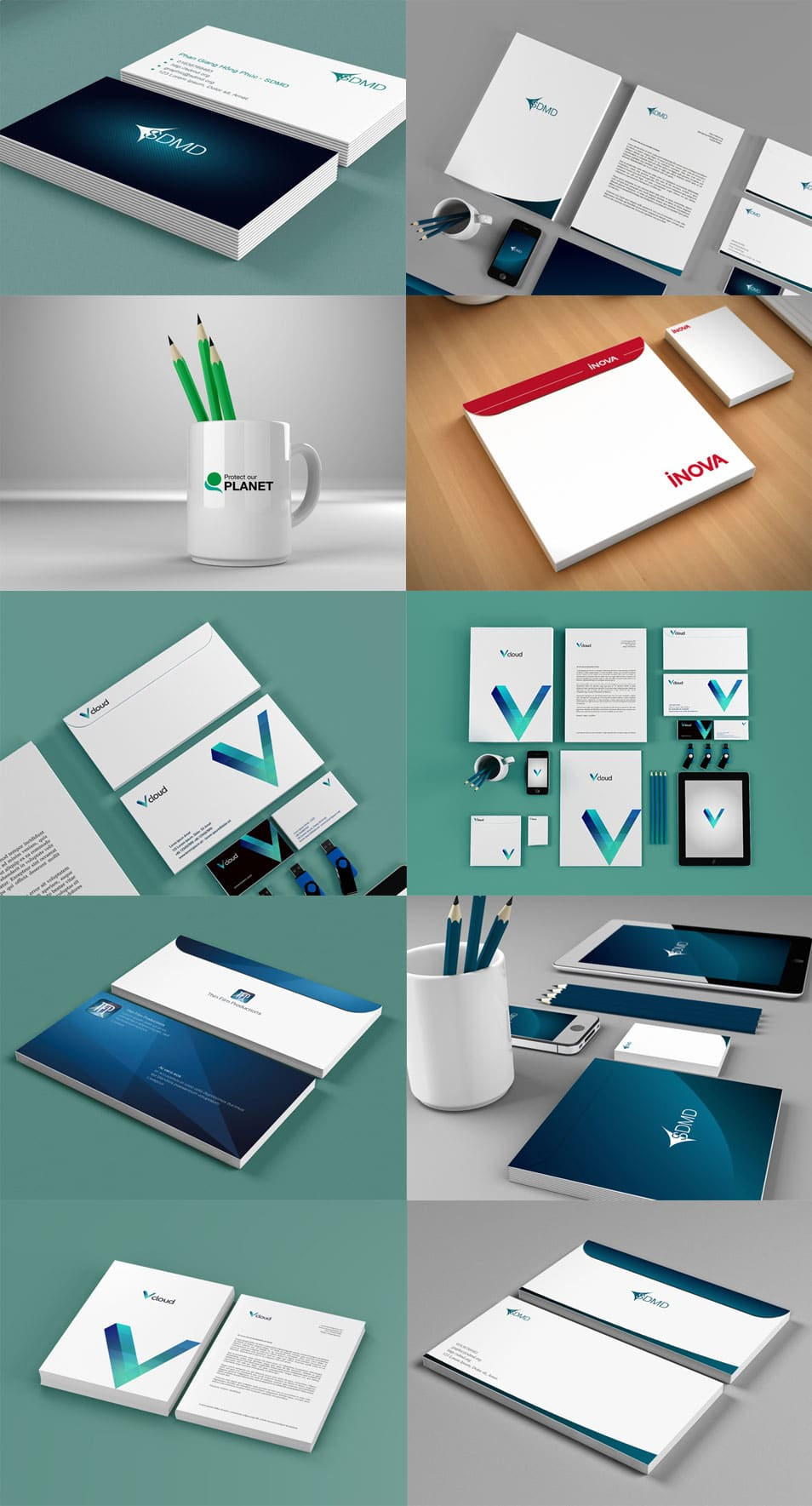 FREE !!! My ultimate mock up collection