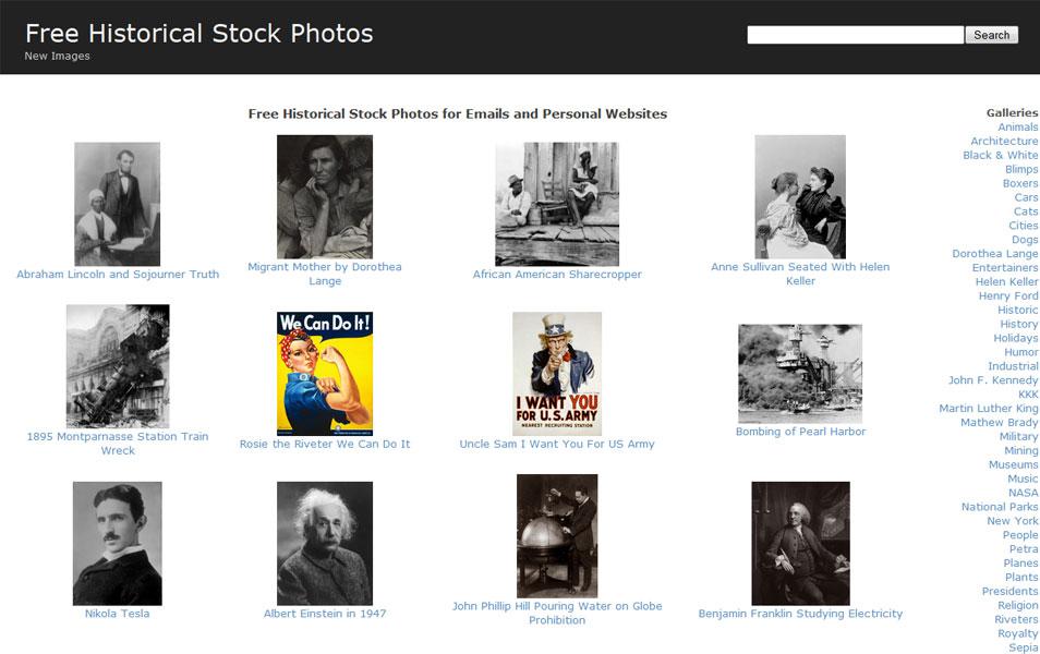 Free Historical Stock Photos