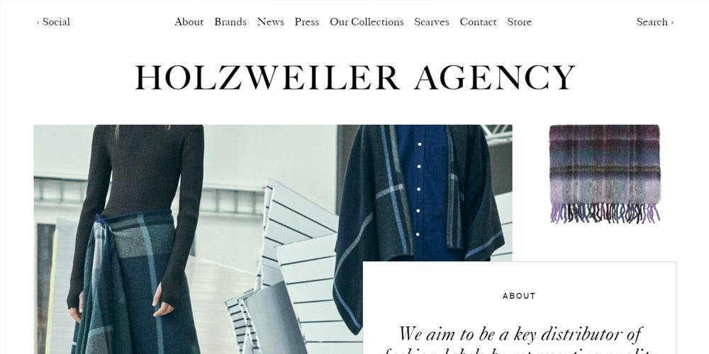 Holzweiler Agency