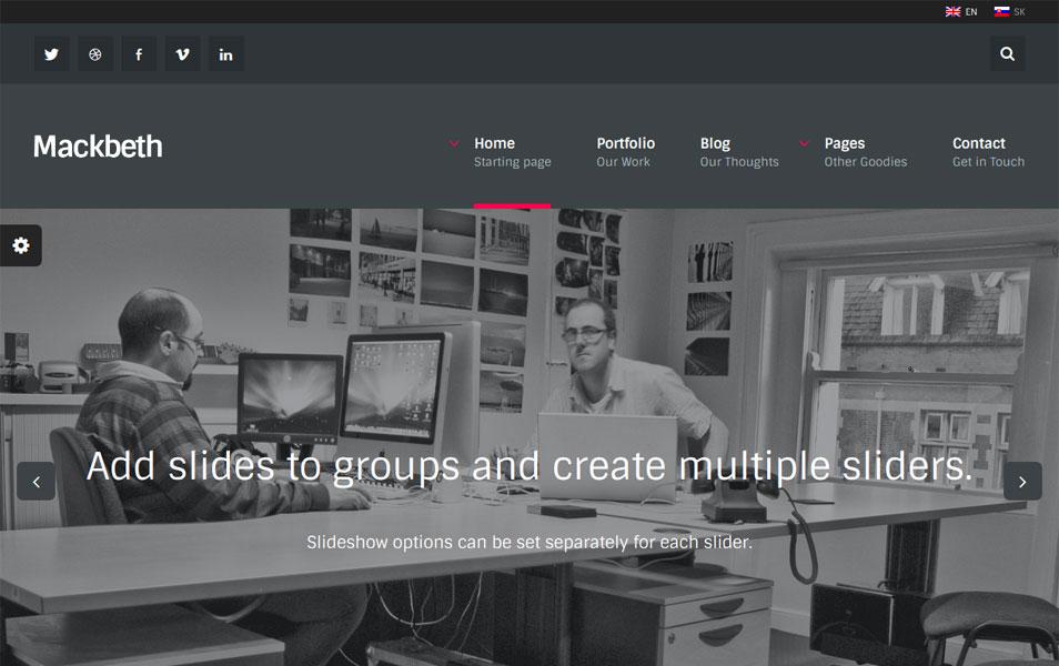 Mackbeth - Multipurpose Portfolio
