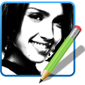 Photo Sketch : Paper Artist