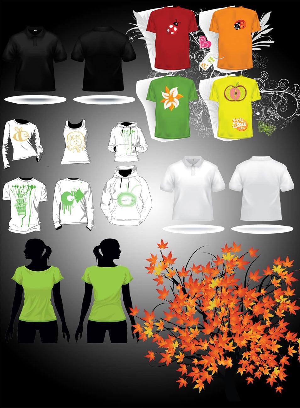 Tshirt collection