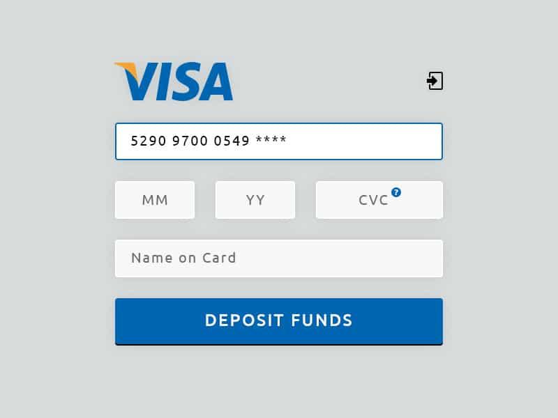 Visa Payment PSD