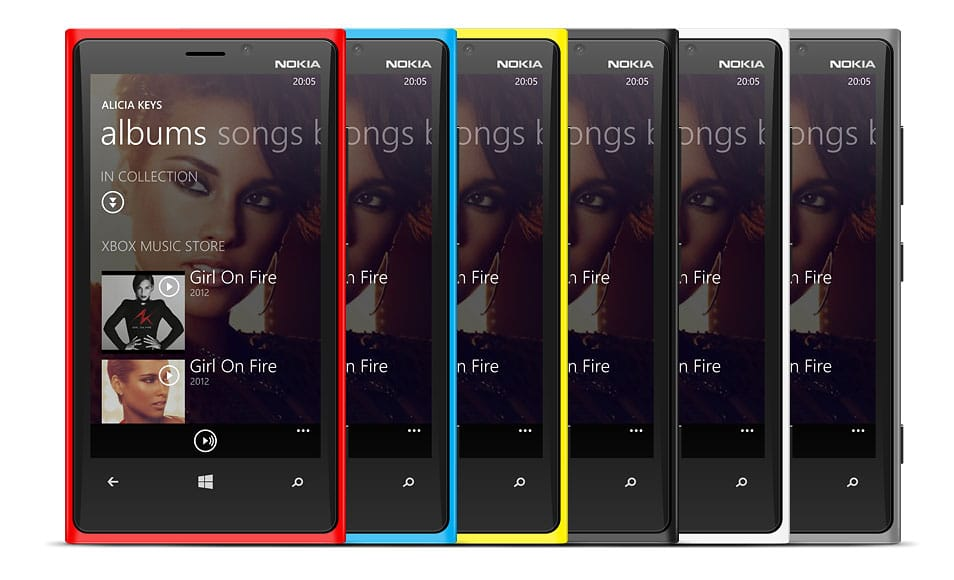 Windows Phone 8 Nokia Lumia 920 FREE .psd Download
