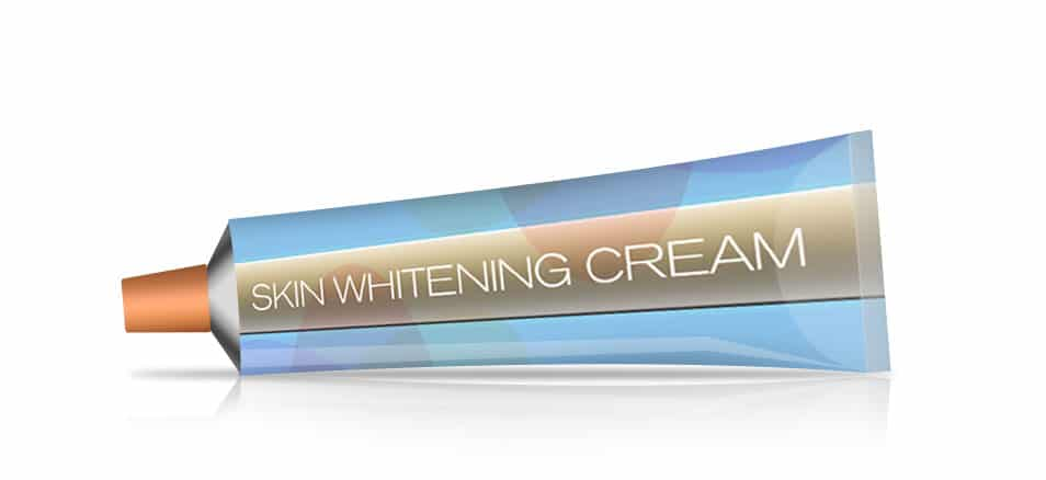 Free Cream Tube Mock Up PSD