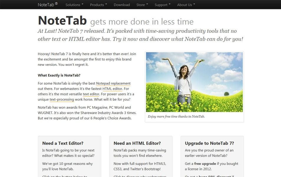 NoteTab