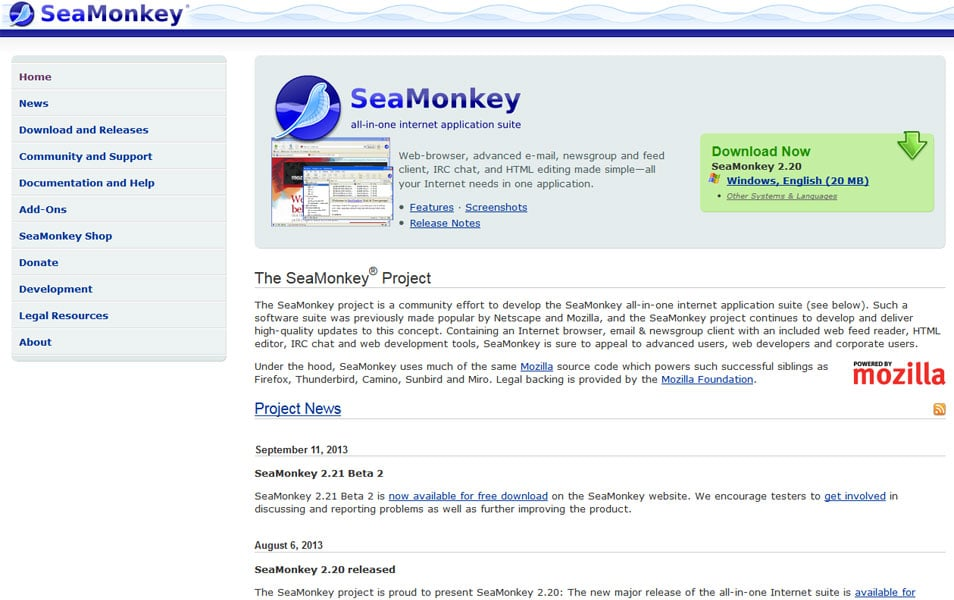 SeaMonkey Composer