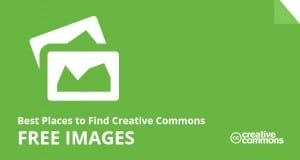 Best Places to Find Creative Commons Free Images for websites