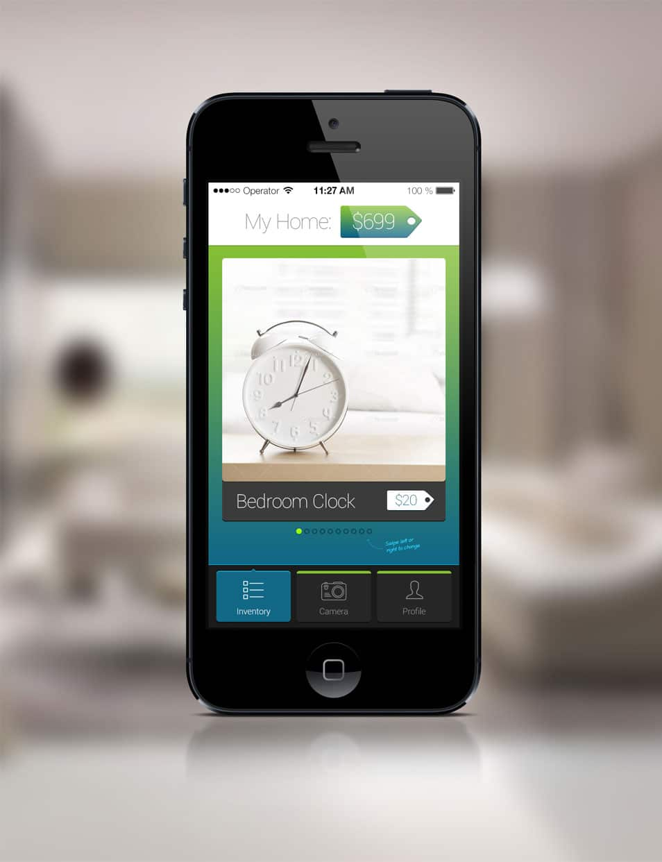 App Product Slider