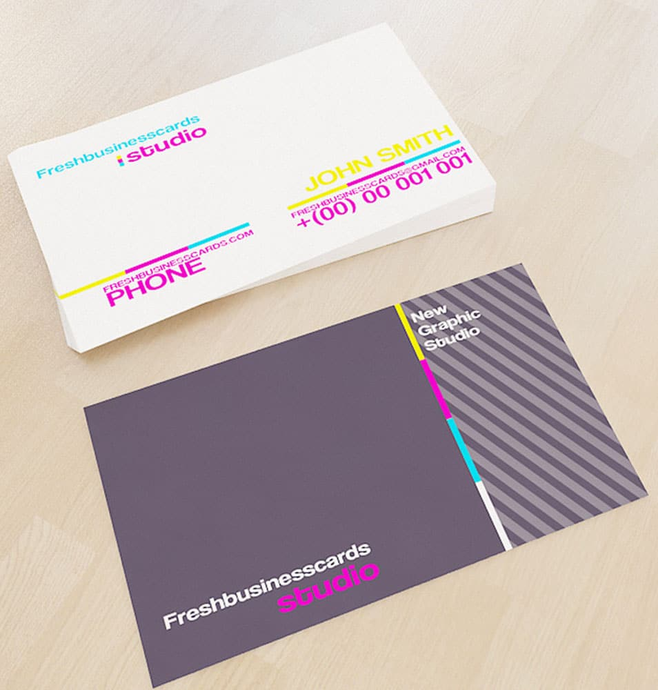 Business Card for Design Studio