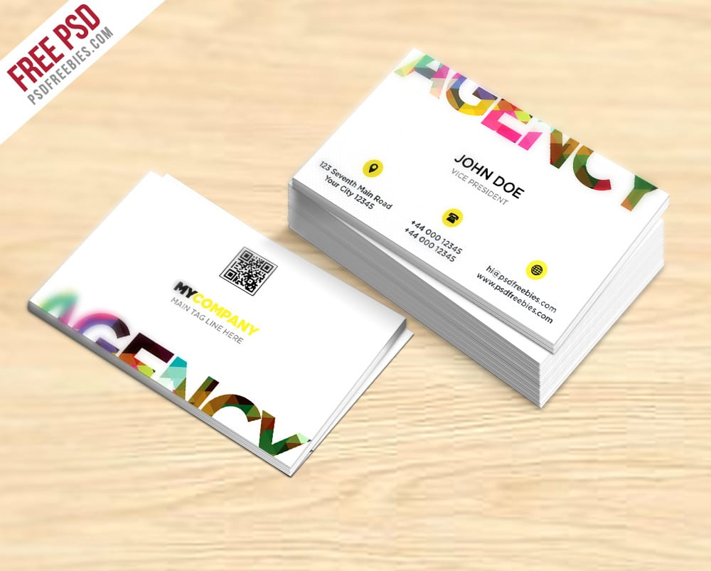 100+ free business cards psd � the best of free business cards