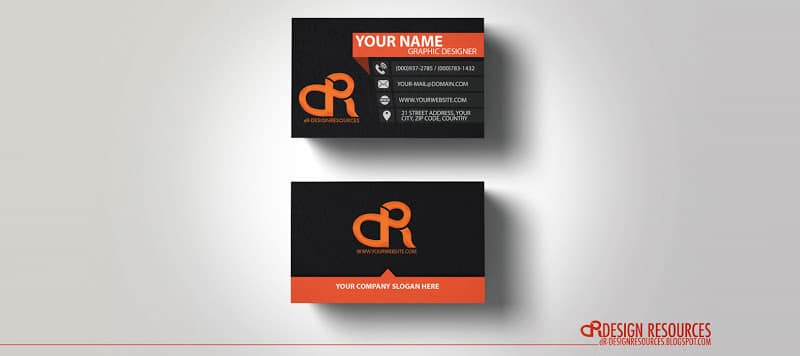 Creative Modern Business Card PSD