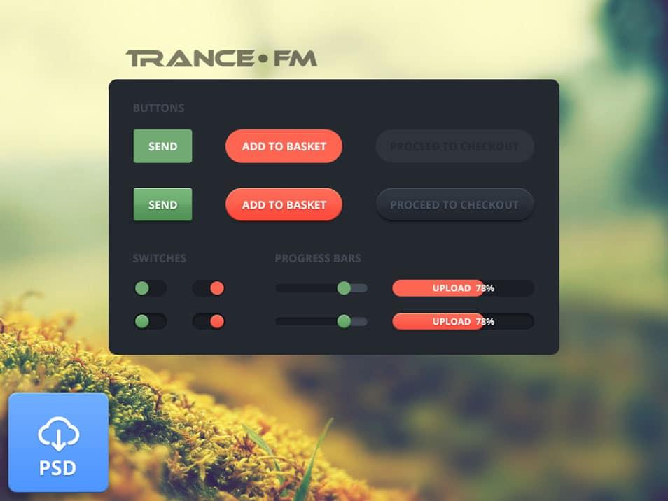 Elements Trance FM [PSD]